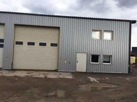Halle, Lager, Werkstatt in Alzenau Süd, an der A 45 zu verkaufen