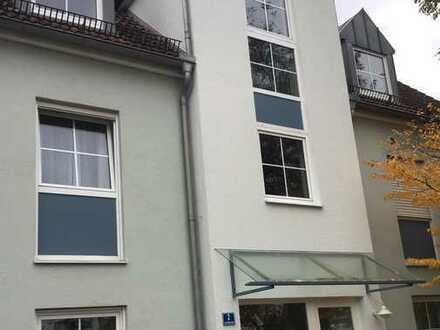 Frisch renovierte 2-Zimmerwohnung mit Südbalkon