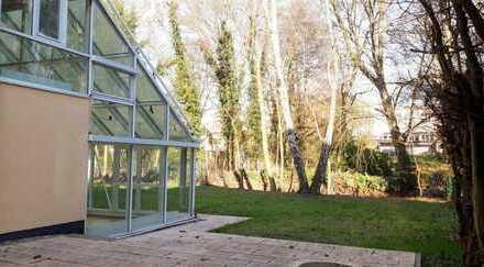 INDIVIDUELL + LICHTDURCHFLUTET: separates Bürohaus mit Garten und Parkplätzen * provisionsfrei 5 JV