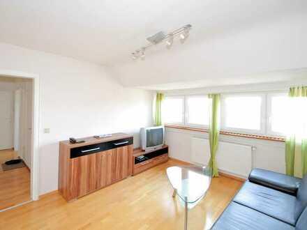 Schöne Wohnung mit zwei Zimmern in Karlsruhe