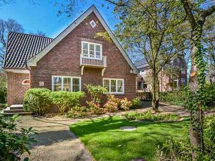 Wunderschönes Einfamilienhaus für die große Familie in Blankenese - befristet auf drei Jahre