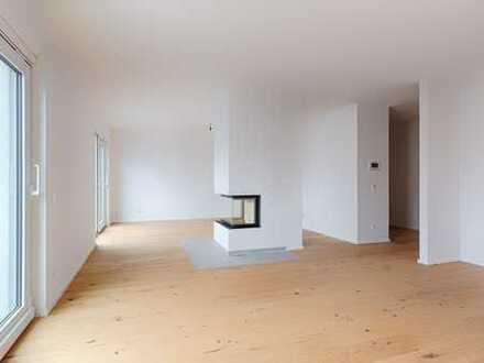 Erstbezug: exklusive, geräumige 3-Zimmer-Penthouse-Wohnung in Haidhausen