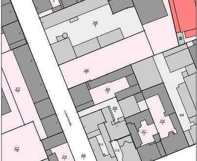 Baugrundstück - 1.080 qm - Bauplanung: 1.664 qm Wohnfl.