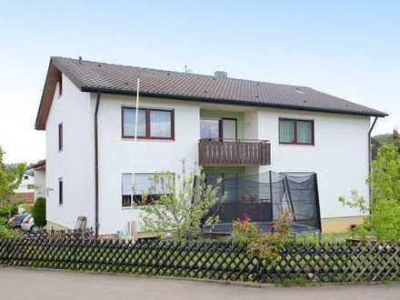 Moderne, gut geschnittene Wohnung mit separatem Appartement