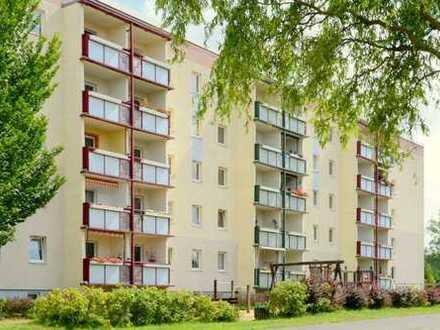 **Erste eigene Wohnung! 1-Raumwohnung mit Balkon in Welzow**