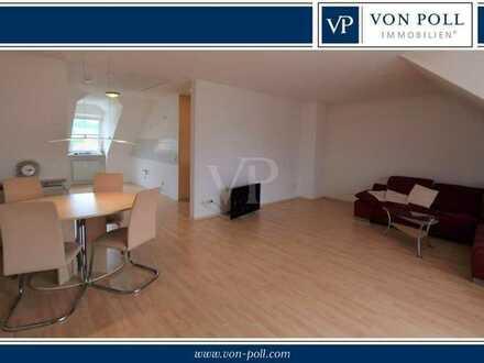 *reserviert* Moderne 3-Zimmer-Wohnung mit Südbalkon in ruhiger Lage und TG-Stellplatz