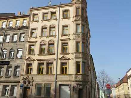 Laden oder Bürofläche in guter Lage in der Fürther Südstadt inklusive Lagerräume und Teeküche