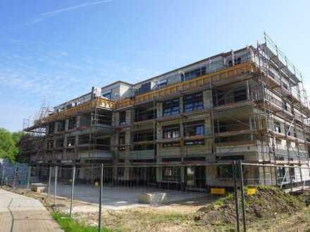 NEUBAU-Wohnung mit 3 Zimmern, Terrasse und Garten in zentraler Lage von Leichlingen - WE 1.1