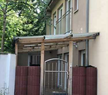 Maisonetten-Wohnung in der Karlsruher Oststadt in ruhiger Hoflage
