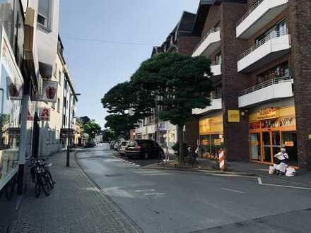 Gewerbefläche in der Einkaufsstraße von Duisburg-Friemersheim