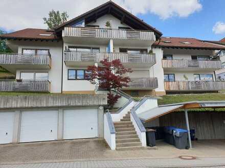 Schöne 1-Raum-Wohnung mit EBK und Balkon in Titisee-Neustadt
