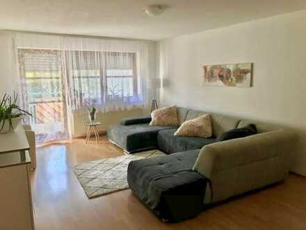 Wunderschöne großzügige 3 Zimmer-Whg mit Südbalkon, auf Wunsch mit 150 m² Garten