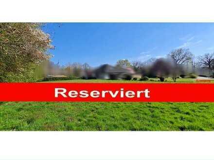 ***Reserviert*** Gr. Baugrund für Gewerbe & Wohnen nahe der Natur & trotzdem Stadtnah!