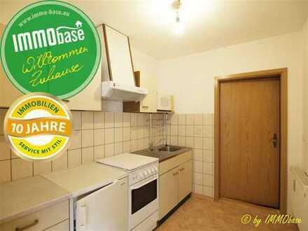 Kleine Wohnung mit Einbauküche in der Innenstadt!