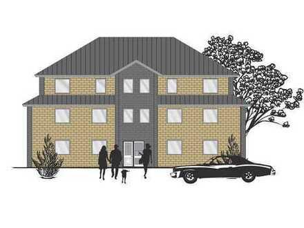 Neubau-Eigentumswohnungen im Neubaugebiet