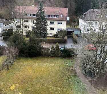 Grundstück mit Baugenehmigung für MFH + TG in Halbhöhenlage Stuttgart-Botnang vom Eigentümer direkt