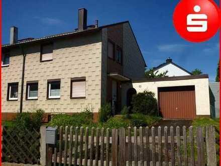 Einfamilienhaus - Doppelhaushälfte kurzfristig bezugsfrei