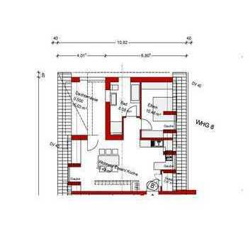 Helle Neubauwohnung DG Nr. 8