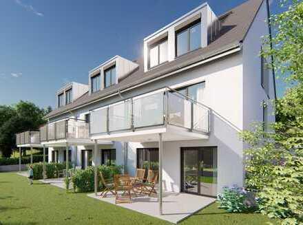 Sonniges Reihenmittelhaus - schlüsselfertiger Festpreis inkl. Grundstück und Baunebenkosten