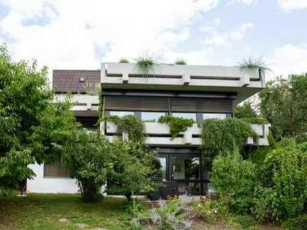 5 Zimmer, 3 Dachterrassen mit Aussicht