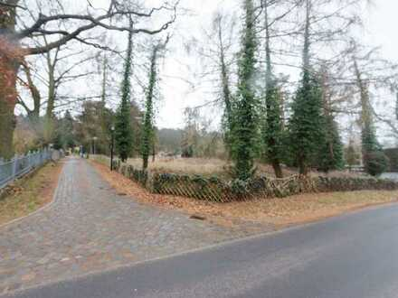 RARITÄT: Grundstücke für Einfamilienhaus oder DHH in Schwielowsee OT Ferch
