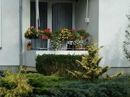 Schöne 2-Raum-Wohnung mit Terrasse