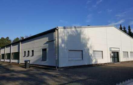 Provisionsfreie Vermietung - Halle- und Produktionsfläche