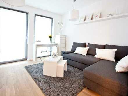 Stilvolle, neuwertige 2-Zi-Wohnung, vollmöbliert ,Terrasse&Einbauküche in Heidelberg-Handschuhsheim