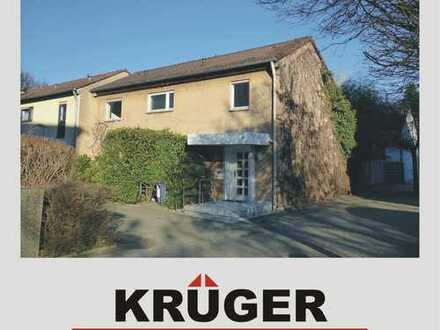 KA-Durlach / Einfamilienhaus in zentraler Lage mit Terrasse, Garten und TG-Stellplätzen / bezugsfrei