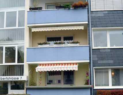 Von Privat: Gut geschnittene 4-Zimmer-Wohnung im begehrten Frankenforst