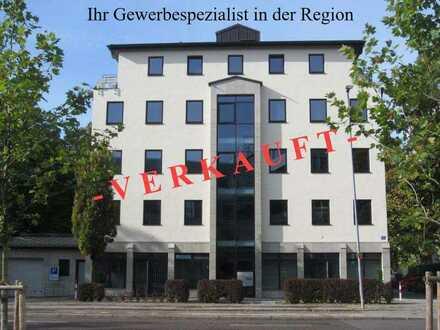 - VERKAUFT - Bürohaus