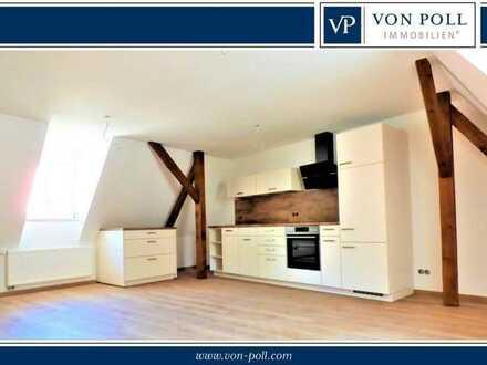 Erstbezug: 2-Zimmer-Wohnung mit Einbauküche und Stellplatz in Nördlingen