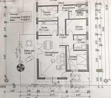 1.500 €, 160 m², 4,5 Zimmer