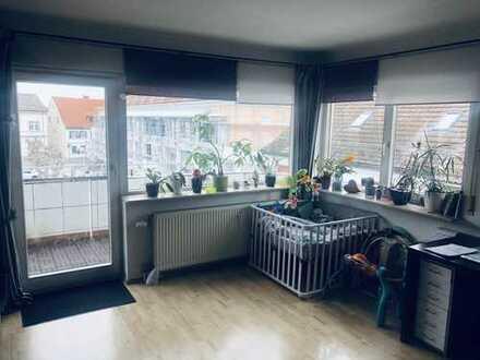 Zwei Zimmer ETW in Plankstadt zum Verkauf (2 Z-K-B-B)