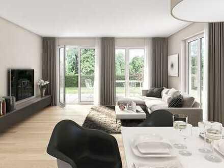 E&Co.-Neubau einer hochwertigen und modernen 3 Zimmer Wohnung plus 2 Hobbyräume + Privatgarten (SNR)