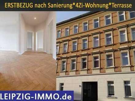 Erstbezug nach Sanierung **Moderne Wohnung mit 20qm Terrasse*2 Bäder*Parkett