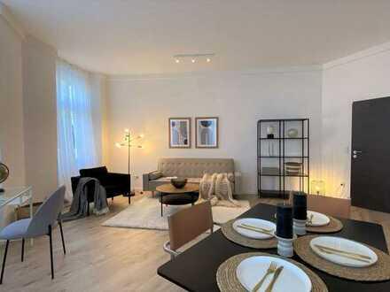 Charmante Altbauwohnung: 2-Zimmer-EG-Wohnung in Bayreuth