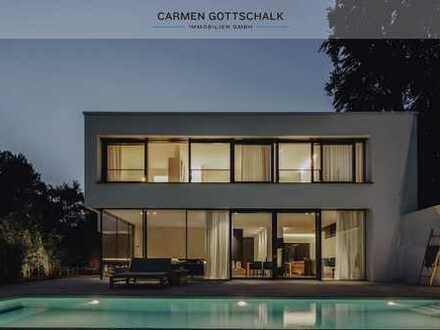Das Beste an zeitgenössischer Moderne - Designer-Villa in Starnberg am Starnberger See
