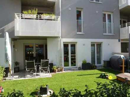 4-Zimmer-Gartenwohnung in Karlsfeld