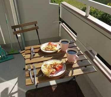 Wunderschönes, sonniges 1-Zimmer-Appartment /Nähe Kurpark