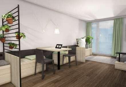 Möbliertes Apartment (Komfort Plus Penthouse, Typ G) mit bis zu 18.000 € Tilgungszuschuss
