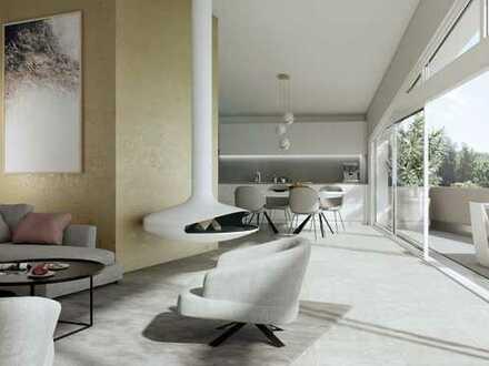 4-Zimmer-Penthousewohnung mit Weitblick