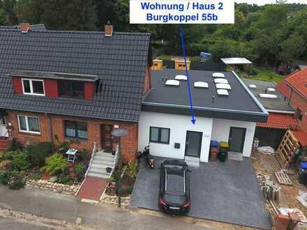 Erstbezug Haus mit zwei Zimmer und Wohnküche in St. Gertrud, Lüveck