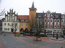 Schöne Eigentumswohnung oder Kapitalanlage im Herzen von Lübbecke