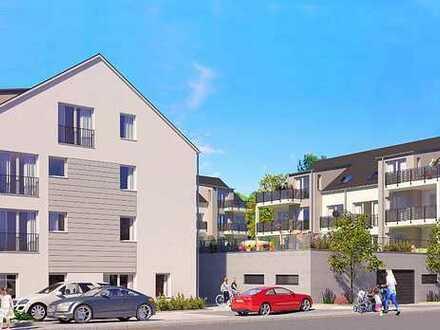 ETW 25/Haus C * Herrliche 3-Zi-Großraumwohnung mit Dachbalkon + 18000 Euro Zuschuss vom Staat!