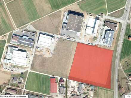 Interkommunale Gewerbegrundstück mit 3 ha Fläche in Nürtingen zu verkaufen