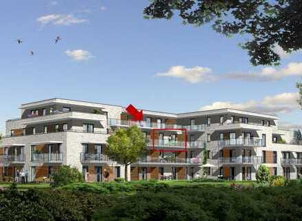Neubau: Zwei-Zimmer-Wohnung zentral in Heikendorf