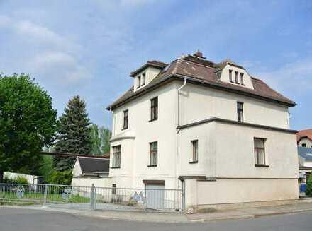 teilvermietetes 3-Familienhaus in Gößnitz zu verkaufen
