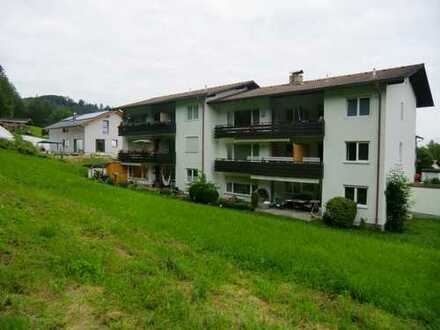 2-Zi.-Wohnung in ruhiger Lage von Siegsdorf zu vermieten!