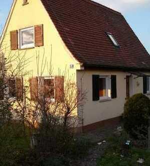 ZENTRAL - GRÜN -freistehendes, renoviertes Haus in Roth